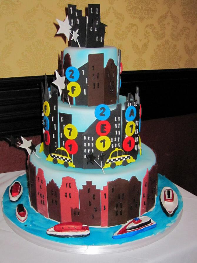 Carlo's Bakery 'Cake Boss' in New York - Mijn Bruidstaart