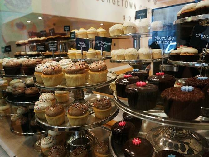 De Beste Cupcakes van New York - Georgetown Cupakes