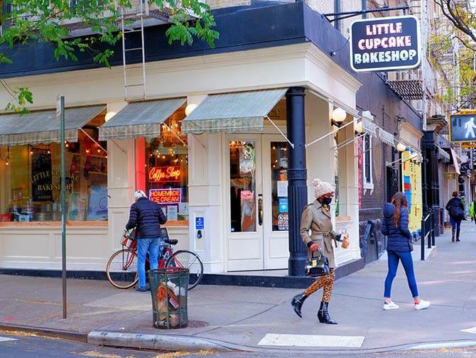 De Beste Cupcakes van New York - Little Cupcake Bakeshop