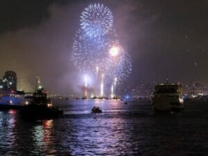4 juli - Independence Day in New York