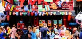 Beste Bars om voetbal te kijken in New York