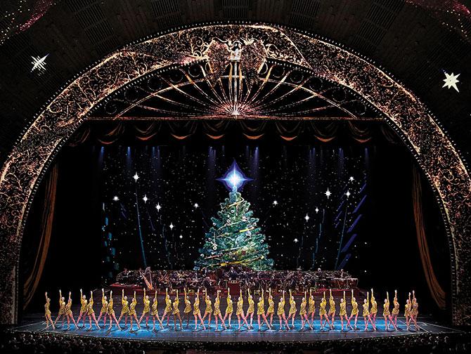 Kerstsfeer in New York - Christmas Spectacular
