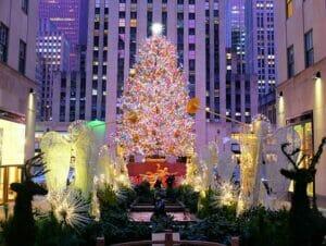 Kerstmis in New York