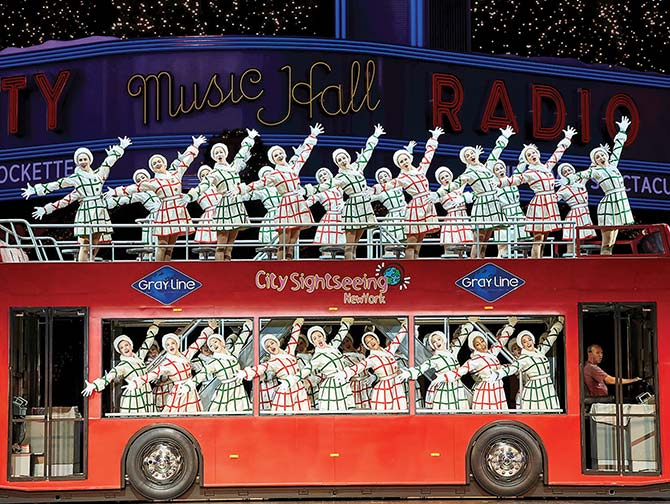 Radio City Christmas Spectacular Tickets - Sightseeing