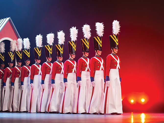 Radio City Christmas Spectacular Tickets - Toy Soldiers