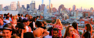 Beste rooftopbars in New York