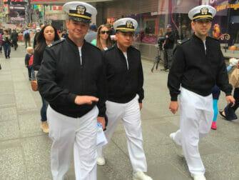 fleet week new york city in mei