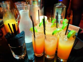 New York Nightclub Experience - Drinken