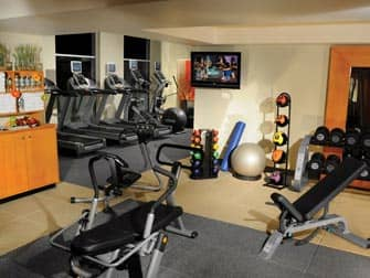 Double Tree Suites New York Fitness