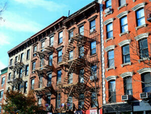 East Village in New York
