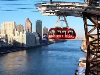 tram van en naar Roosevelt Island