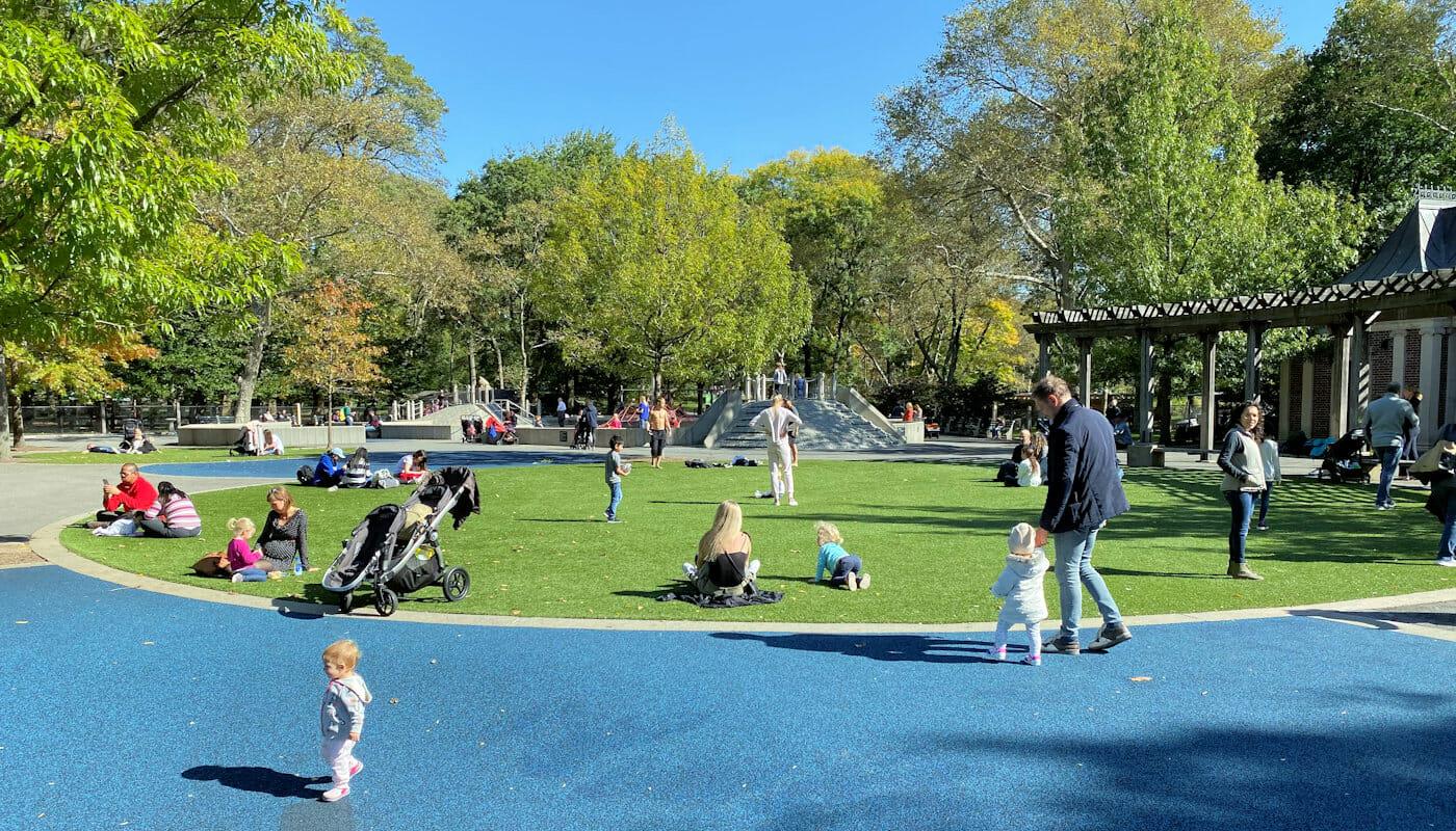 Central Park Speeltuin New York City