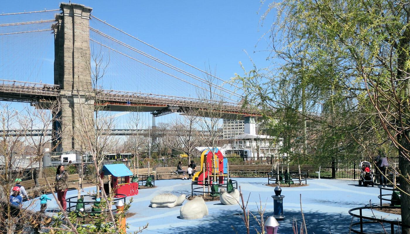 Pier 1 Speeltuin New York