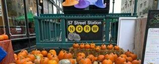 Halloween in New York
