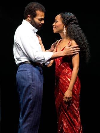 Motown de musical op Broadway