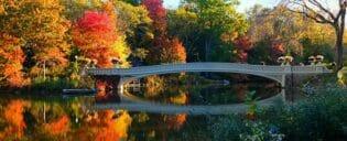 Central Park Filmlocaties Wandeltour - Bow Bridge