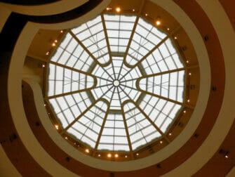 Guggenheim Museum in New York - Vanbinnen
