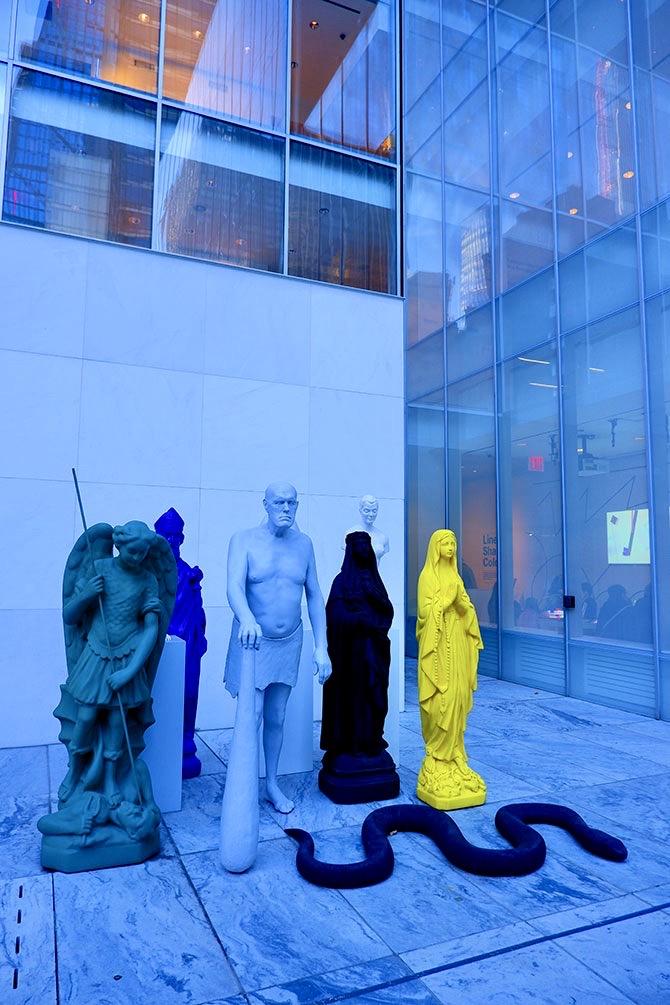 Museum of Modern Art MoMA in New York - Beelden