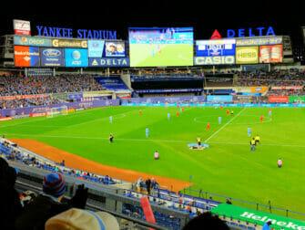 New York City FC Tickets Kopen - Yankee Stadium