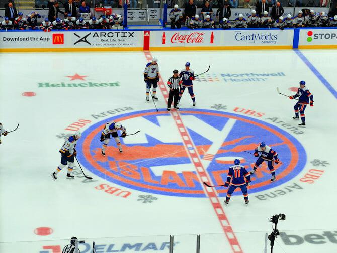 New York Islanders Tickets Kopen