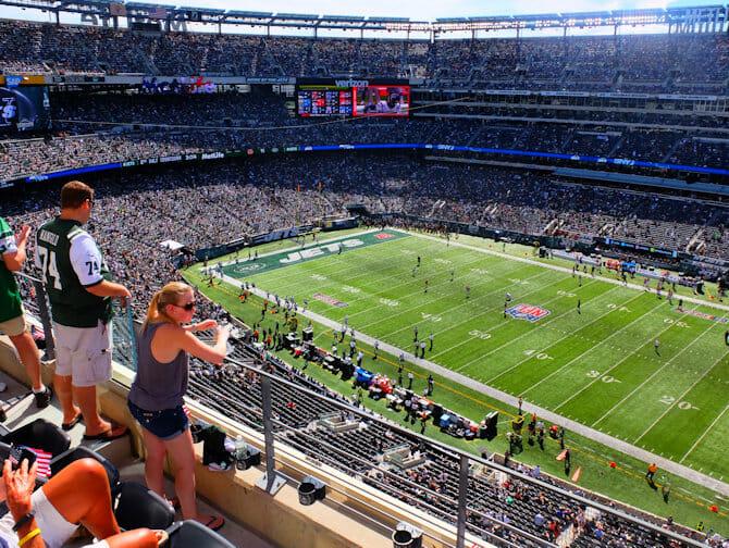 New York Jets Tickets Kopen