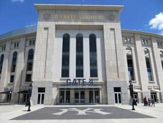 Goedkoop naar New York - Yankees