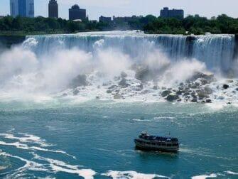 Tweedaagse Trip Niagara Falls - Boottocht