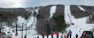 Dagtrip Skien of Snowboarden in New York