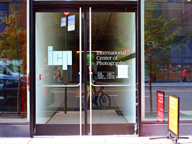 Het International Center of Photography in New York