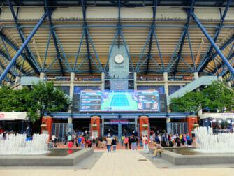 US Open Tennis Tickets Kopen - Arthur Ashe Entree