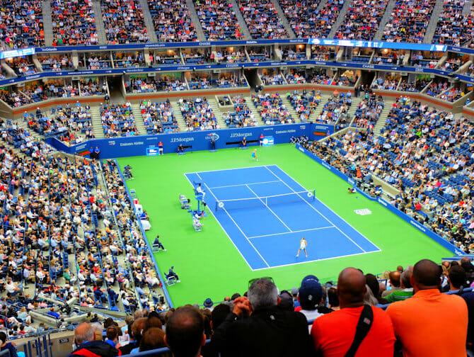 US Open Tennis Tickets Kopen