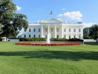 Washington DC Day Trip - White House