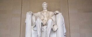 Dagtrip vanuit New York naar Washington D.C. met de bus - Lincoln Memorial