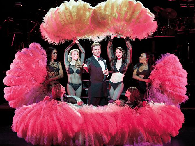 Chicago op Broadway Tickets - Billy Flynn