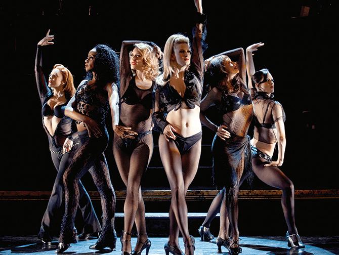 Chicago op Broadway Tickets - Moordenaressen