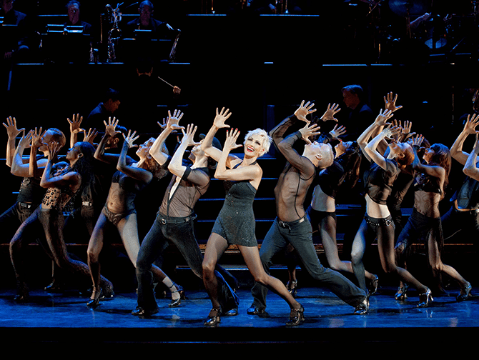Chicago op Broadway Tickets - Velma