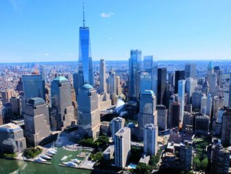 Helikoptervluchten routes in New York - Manhattan Skyline