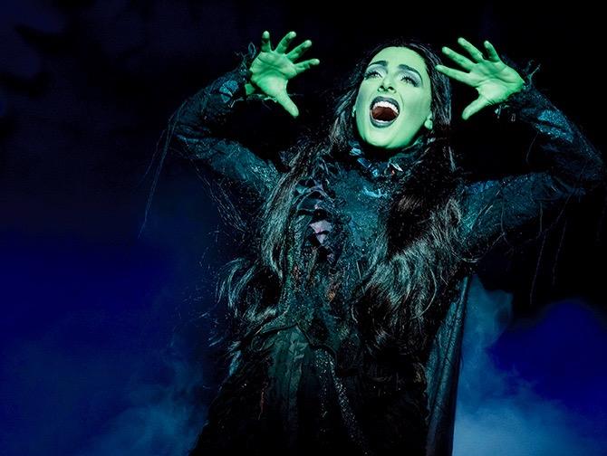 Wicked op Broadway Tickets - Elphaba