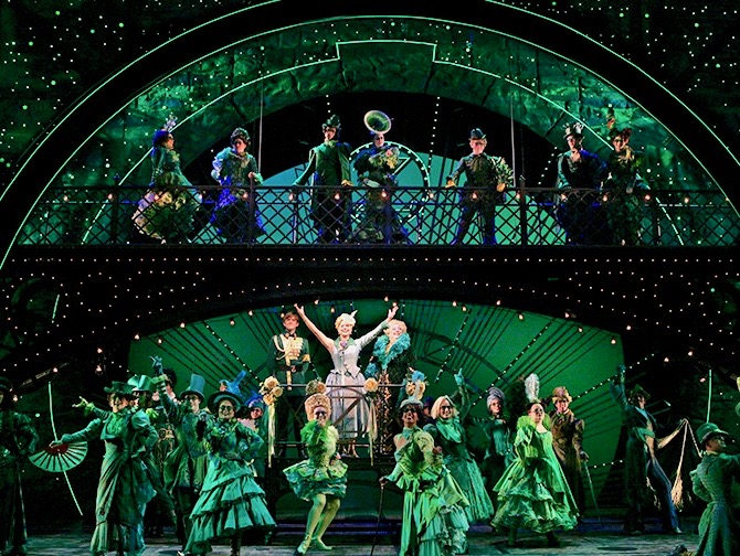 Wicked op Broadway Tickets - Podium