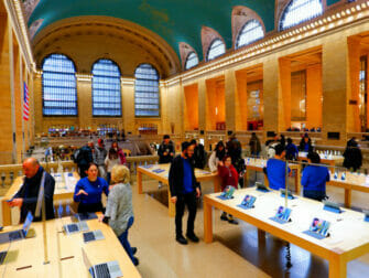 Elektronica en Gadgets in New York - Apple Store Grand Central