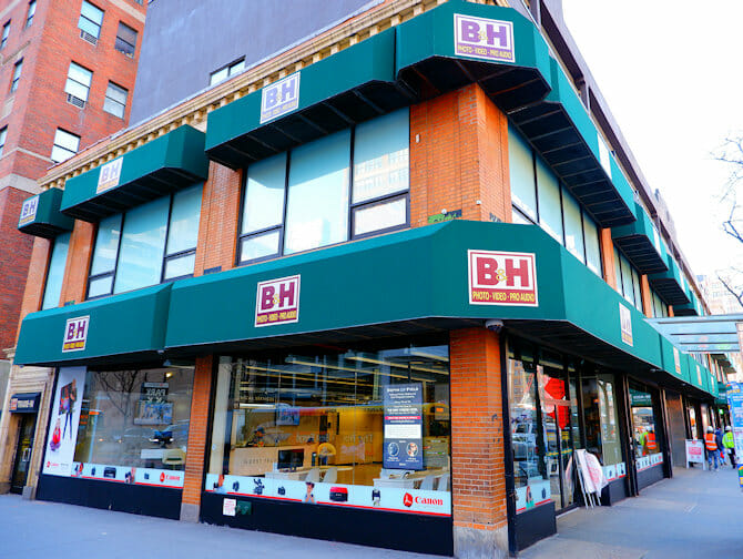 Elektronica en Gadgets in New York - B&H