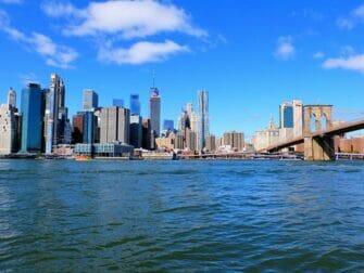 New York Pizza Tour naar Brooklyn en Coney Island - Brooklyn Bridge Park