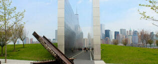 Empty Sky Memorial in New Jersey