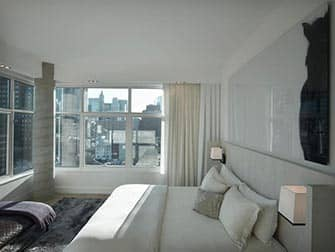 Romantische Hotels in NYC - The James