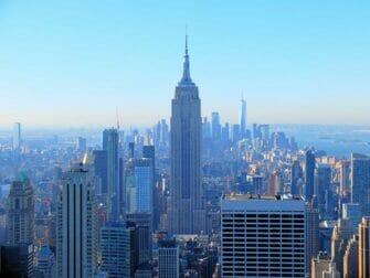 New York Hop on Hop off en Attracties Kortingspakket - Empire State