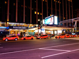 Madison Square Garden in New York - Billboard