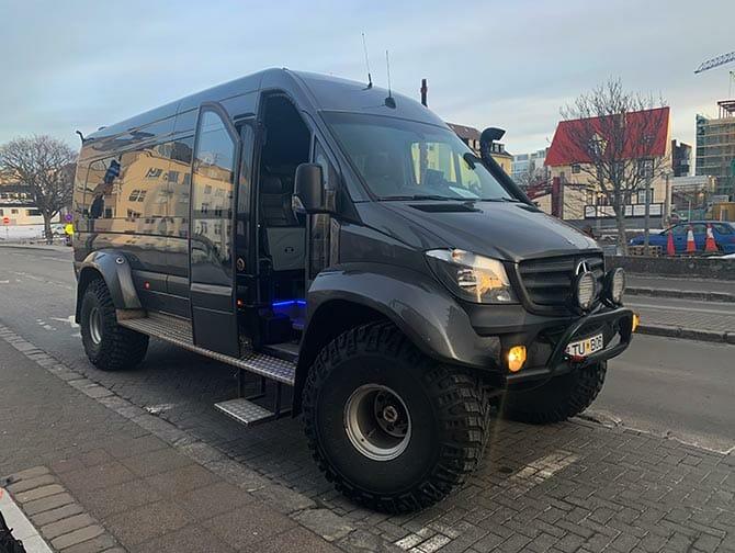 Stopover in IJsland op weg naar New York - Reykjavik