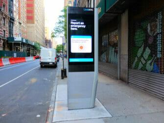 Wi-Fi in New York - Gratis WiFi in metrostations
