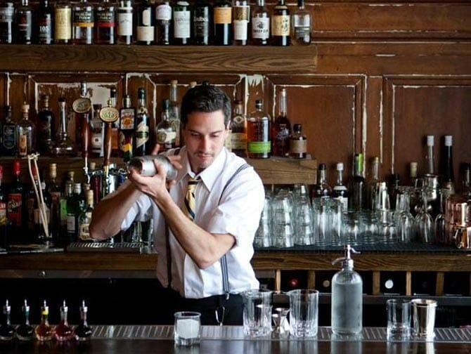 Verborgen bar tour in New York   Drankjes