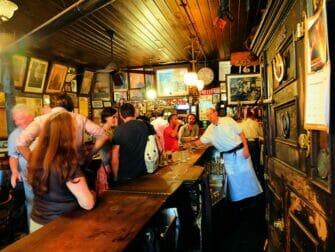 Verborgen (speakeasy) bar tour in New York - Speakeasy